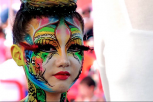 Daegu International Bodypainting
