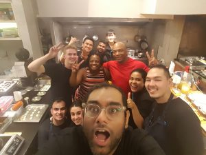 Gaggan Kitchen Staff