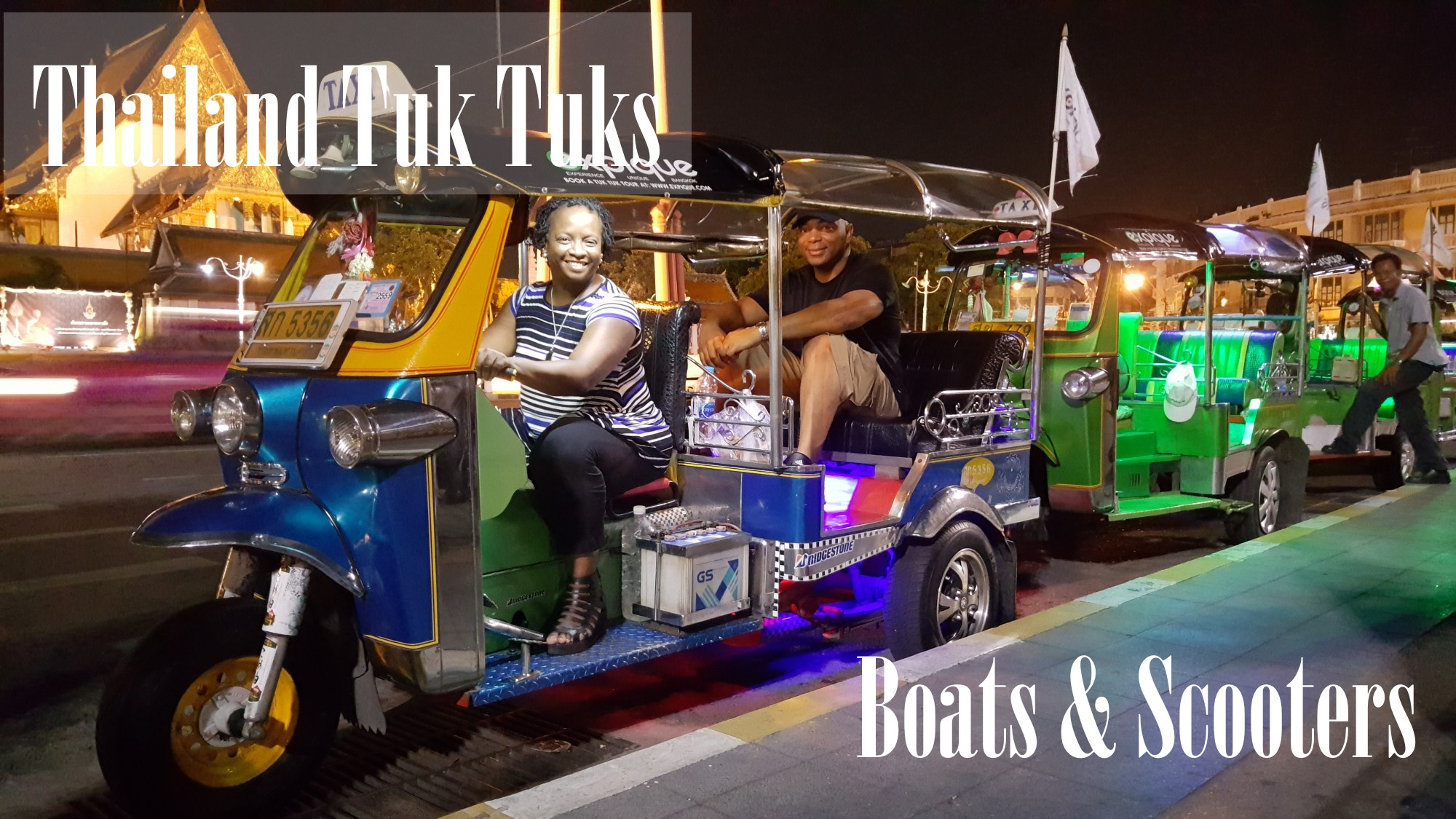 Rask Thailand's Tuk Tuks, Scooters and Canoes | duffelbagspouse travel tips PF-87
